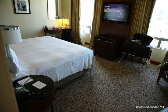Alvear Art Hotel: kamer