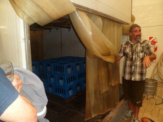 Cervecería Antares: Pasteurización de la cerveza