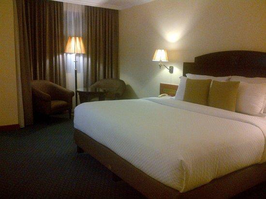 Grand Aquila Hotel Bandung: room