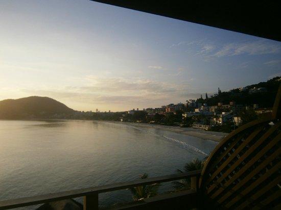 Bombinhas Tourist Hotel e Pousada : 60-Bombinhas Tourist: vista dde apart