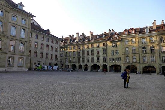 Old Town Bern: Domplatz