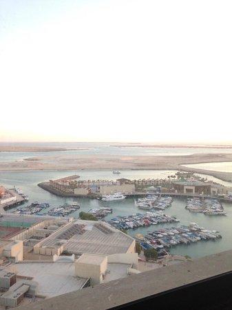 InterContinental Abu Dhabi: The marina