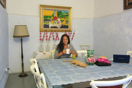 Casa San Ildefonso Hostal: comedor