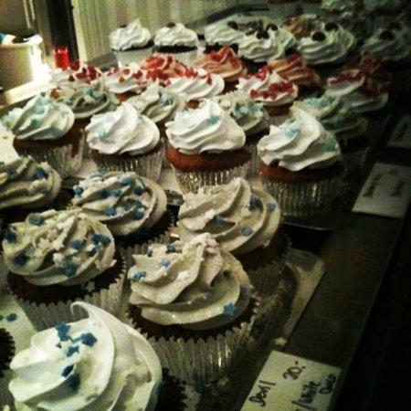 Serenity Cupcakes: Lidt at udvalget! :) Yummy
