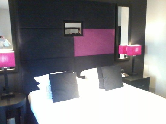 Malmaison Liverpool: Trendy Rooms