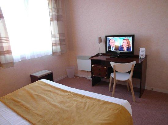 Hotel Chantepie: chambre standard