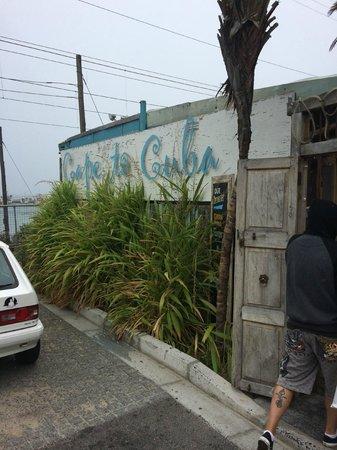 Cape to Cuba - Kalk Bay: entrance