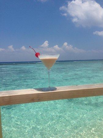 Velassaru Maldives : Cocktail at The Chill Bar