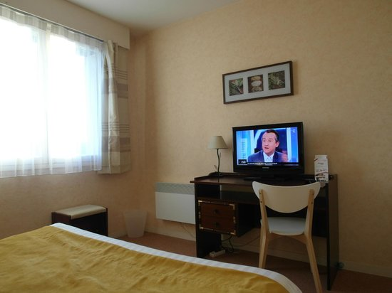 Hotel Chantepie : chambre standard