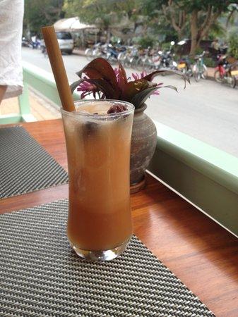 Tamarind : Jujube drink