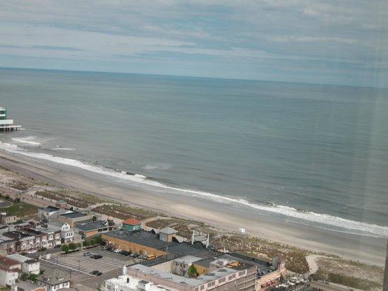 Golden Nugget Atlantic City : Terrific view