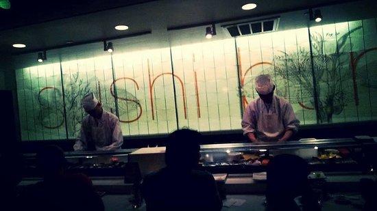 Shimizu Sushi Restaurant: Chefs