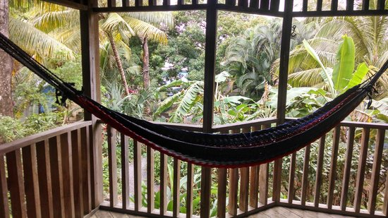 Mariposa Lodge: Hammock