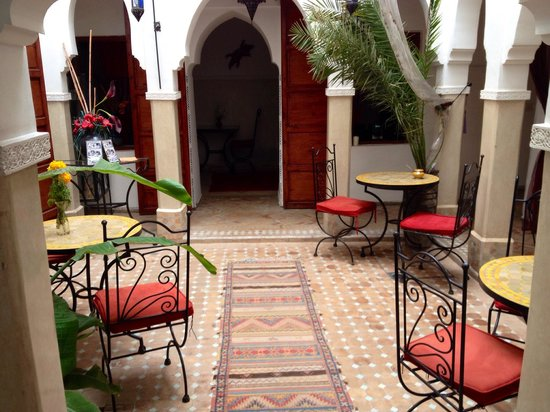 Riad Les Jardins Mandaline: Lovely stay