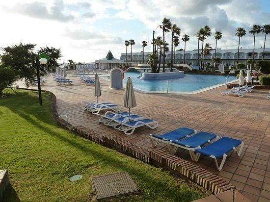 Iberostar Royal Andalus: Pool area / view from room