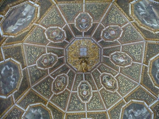 Palacio Nacional de Sintra: La maravilla de decoración de esta cúpula