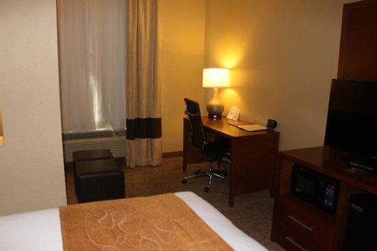 Comfort Suites: Room/suite
