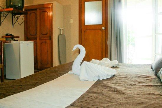 Maria de la Luz Hotel: servicios