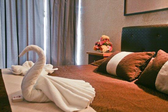 Maria de la Luz Hotel: suites