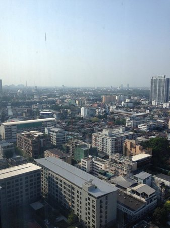 Mercure Bangkok Siam: Clear beautiful view