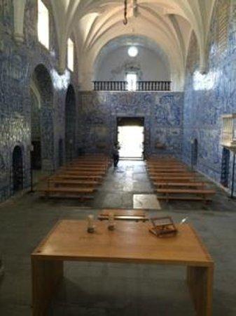 Pousada Convento Arraiolos : Beautiful chapel