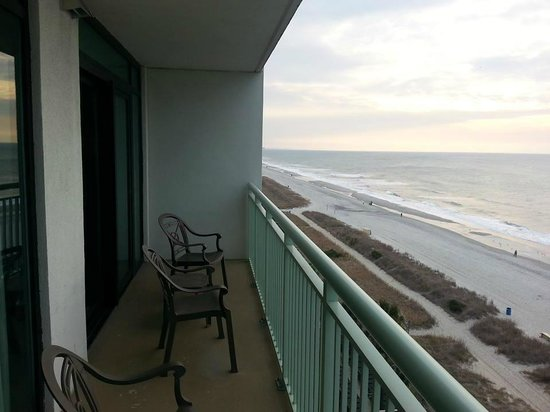 Caribbean Resort And Villas: North View
