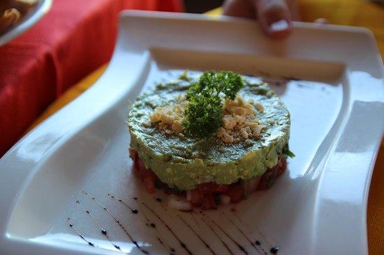 Jazmin's Restaurant: Freshly made Guacamole