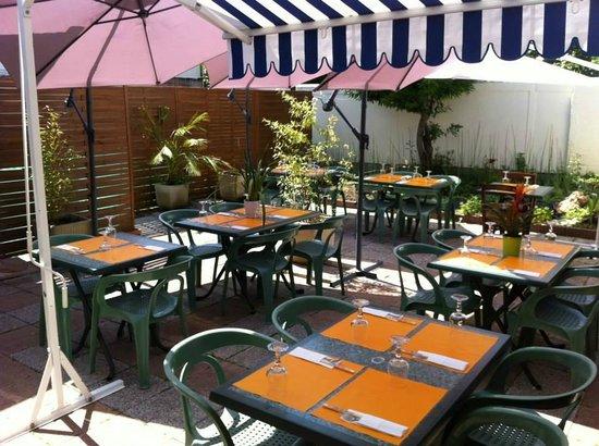 Phan Phan : Terrasse