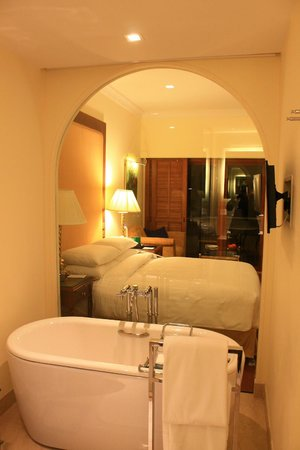 The Oberoi, Bangalore: Very nice rooms