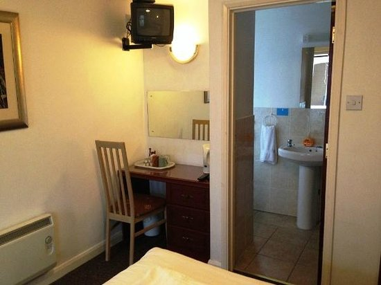 3 Tuns Coaching Inn : Guest Bedroom