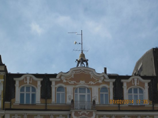 Orea Spa Hotel Palace Zvon: Звон!
