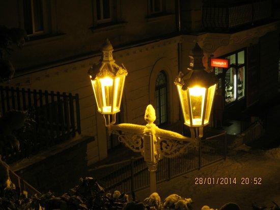 Orea Spa Hotel Palace Zvon: Свет и снег!