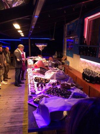 "Rifugio Emilio Comici: Special night ""Chocolate dreams"""
