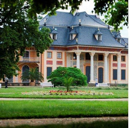Schloss Hotel Dresden-Pillnitz: Schlosspark