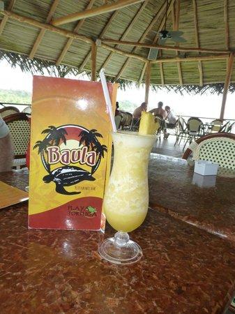 Playa Tortuga Hotel & Beach Resort : Restaurante Baulas