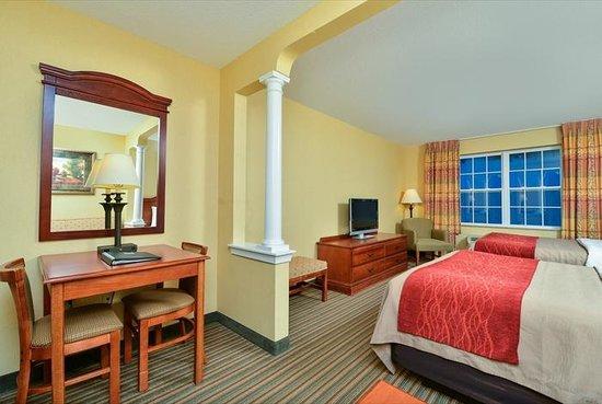 威爾頓凱富套房飯店張圖片