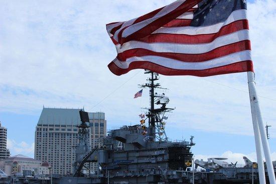 USS Midway Museum: Amurica !