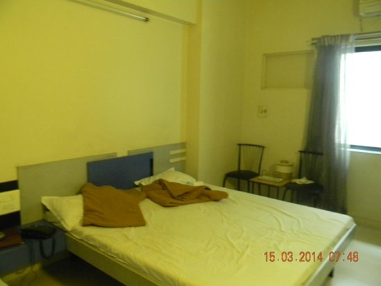 Hotel Rajmahal: Clean