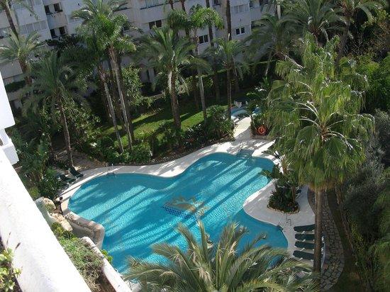 Hotel Sultan Club Marbella : piscine