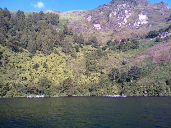 North Sumatra, Indonesia: Objek Wisata Danau Toba nan Indah