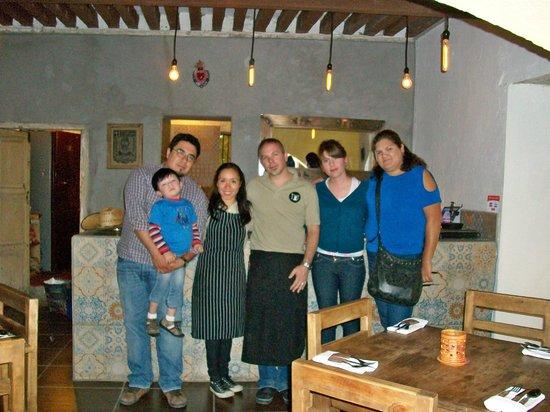 Los Campos Restaurante: Excelente trato en los Campos.
