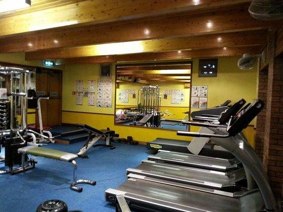 BEST WESTERN Queens Hotel : Gym