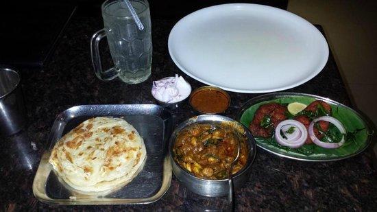 Regency Madurai by GRT Hotels : Dinner