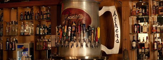 Dirty Birds: 24 Beers on Tap