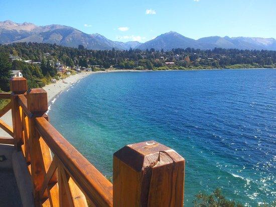 Charming Luxury Lodge & Private Spa : Vista desde el Charming