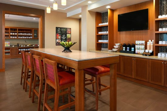 Hyatt Place Houston / The Woodlands : Gallery Dining Area