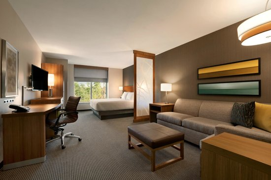 Hyatt Place Houston / The Woodlands: King Room