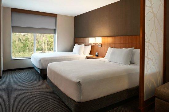 Hyatt Place Houston / The Woodlands: Double Queen Room