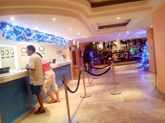 Ritz Acapulco : lobby