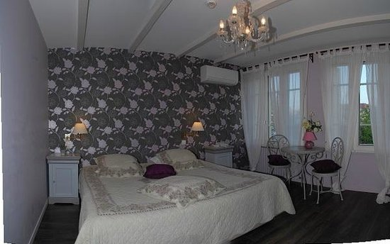 Hotel Roques : chambre supérieure